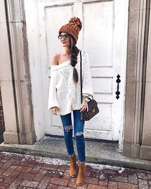 21 Cute Outfits to Copy This Winter