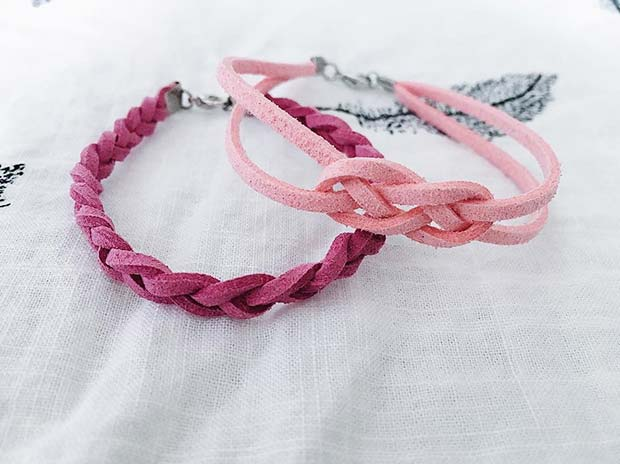 Cute Bracelets for DIY Christmas Gift Ideas