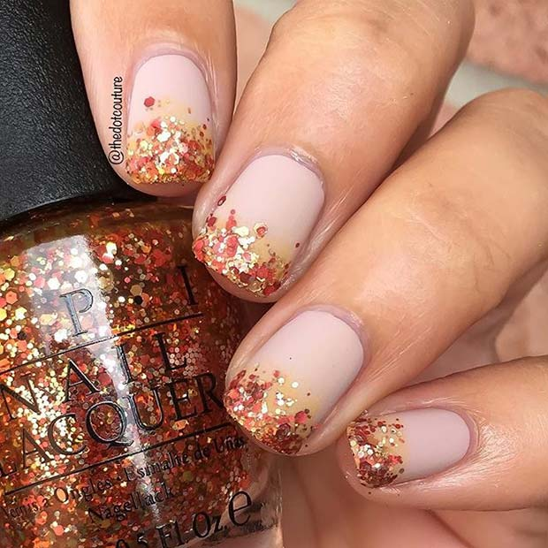 21 Cute Thanksgiving Nail Ideas Page 2 Of 2 Stayglam