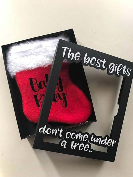 21 christmas pregnancy announcement ideas stayglam