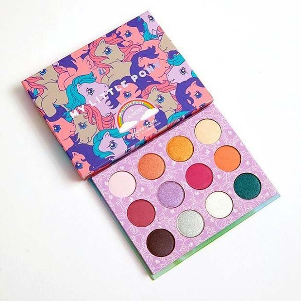 Colourpop Cosmetics My Little Pony Palette