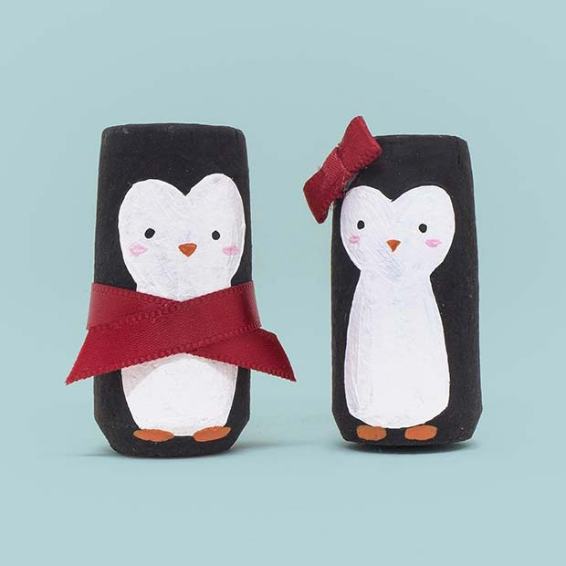 Cute DIY Penguins