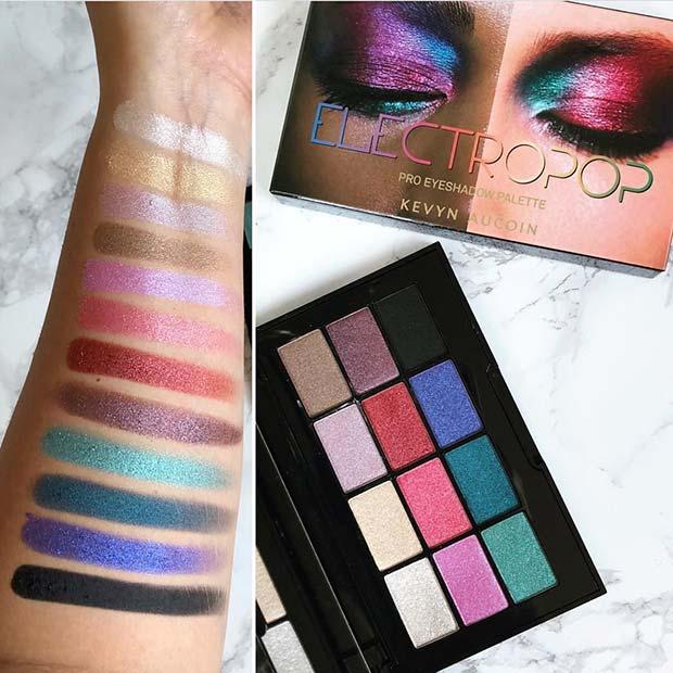 Electropop Eyeshadow Palette