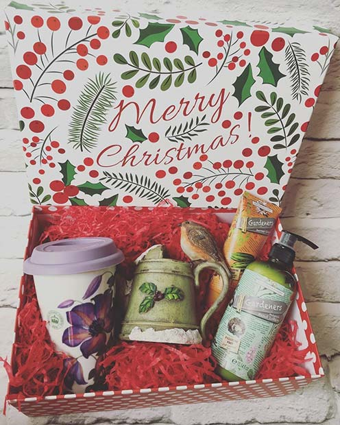 Christmas Gift Sets Diy.21 Diy Gift Basket Ideas For Christmas Page 2 Of 2 Stayglam