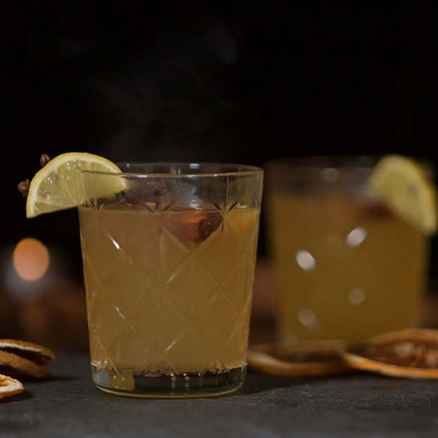 Gin Winter Cocktails