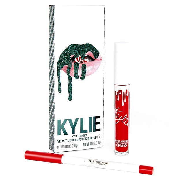Kylie Holiday Edition Lip Kit