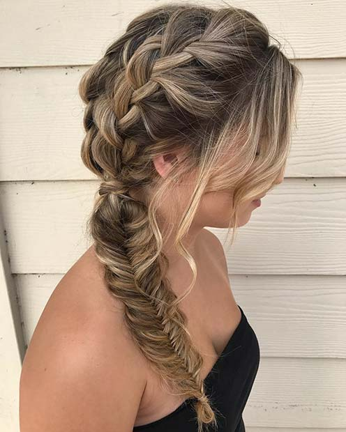 Multi Braided Style
