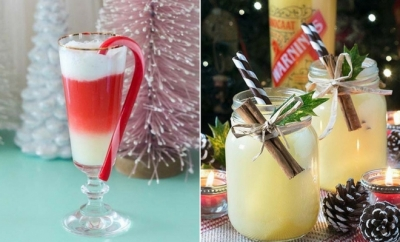 Christmas Cocktails to Make in 2017