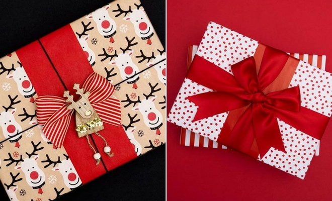 21 Creative Gift Wrapping Ideas for Christmas | StayGlam