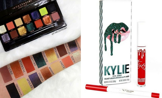 21 Christmas Gift Ideas For Makeup Lovers