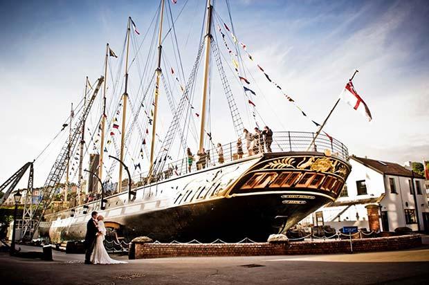 Boat Wedding Venue Idea