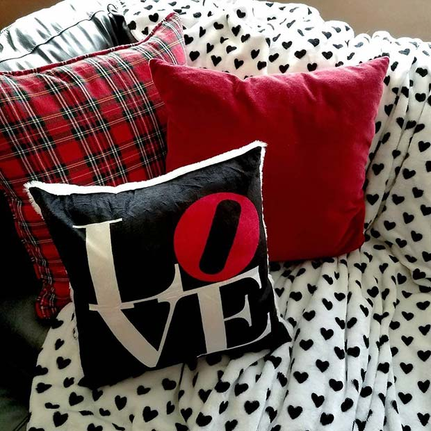 Cute Valentine's Cushions
