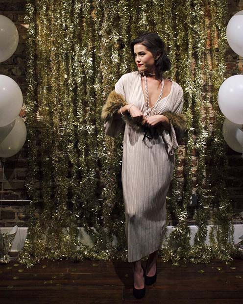 Great Gatsby Outfit and Party Idea
