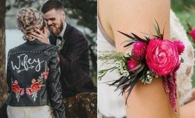 Trendy Wedding Ideas for 2018