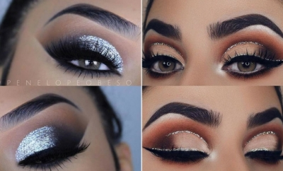 NYE Makeup Ideas
