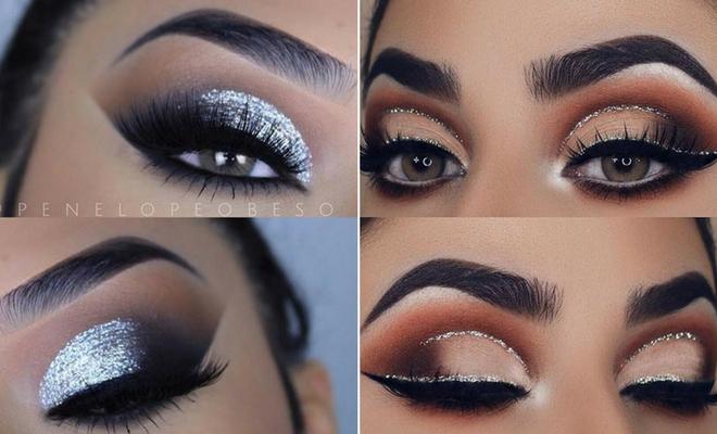43 Glitzy Nye Makeup Ideas Stayglam