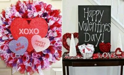 Cute Valentine's Day Decor Ideas