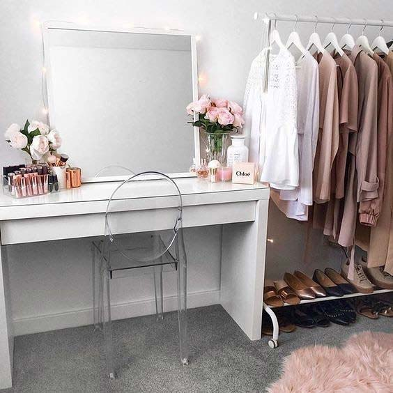 Makeup Vanity.43 Must Have Makeup Vanity Ideas Page 2 Of 4 Stayglam