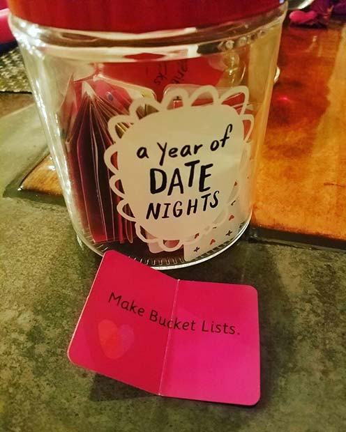 DIY Date Night Gift