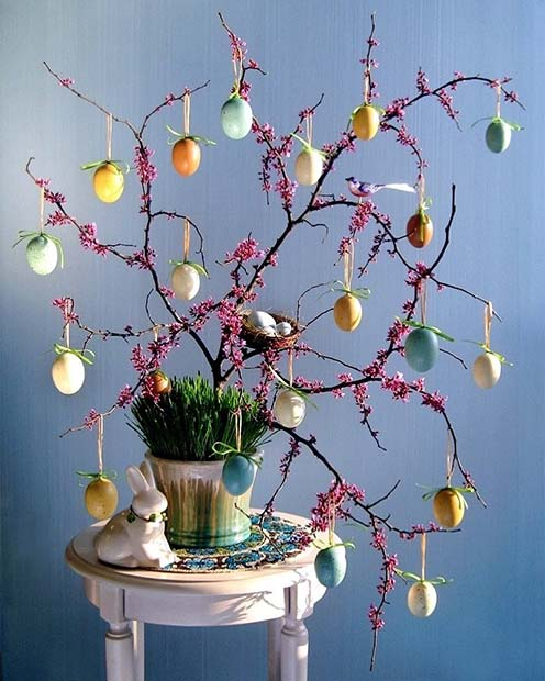Easter Tree Idea
