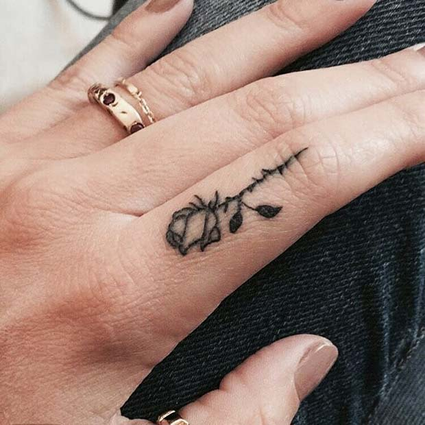 Ring Tattoo Designs For Women