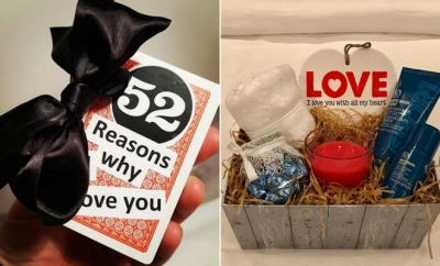 DIY Valentine's Gifts for Him