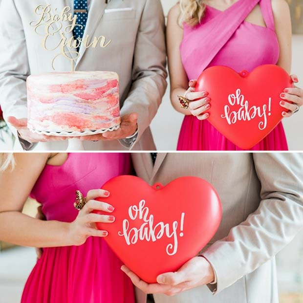 Beautiful Valentines Pregnancy Announcement Pictures Inspiration ...