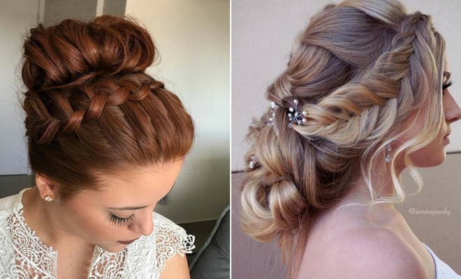 43 Stunning Prom Hair Ideas for 2019 | Page 2 of 4 | StayGlam