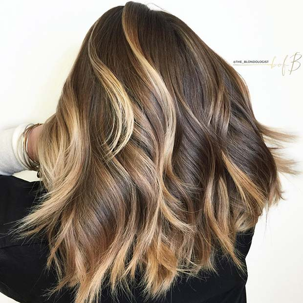23 Unique Hair Color Ideas For 2018 Page 2 Of 2 Stayglam