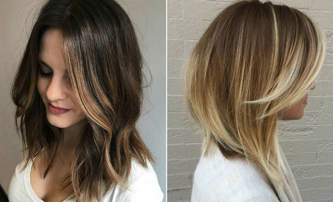 51 cool and trendy medium length hairstyles stayglam