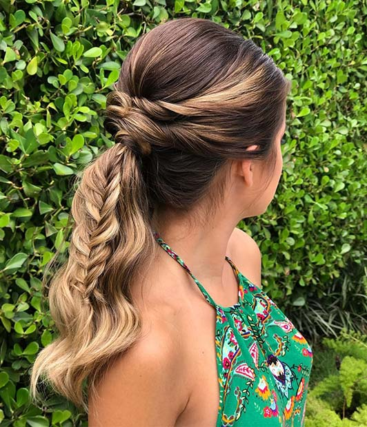 63 Stunning Prom Hair Ideas for 2020 | Page 2 of 6 | StayGlam