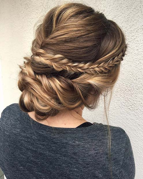 25 Best Formal Hairstyles To Copy In 2018 Page 2 Of 2 Stayglam