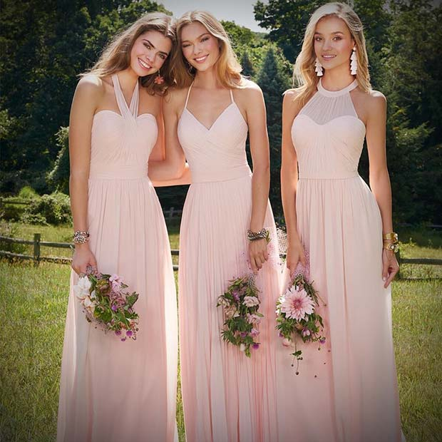 f55a577220d 21 Bridesmaid Dresses for Spring 2018