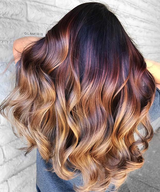 6 Furniture Styles You Really Need To Consider In 2018: 23 Unique Hair Color Ideas For 2018