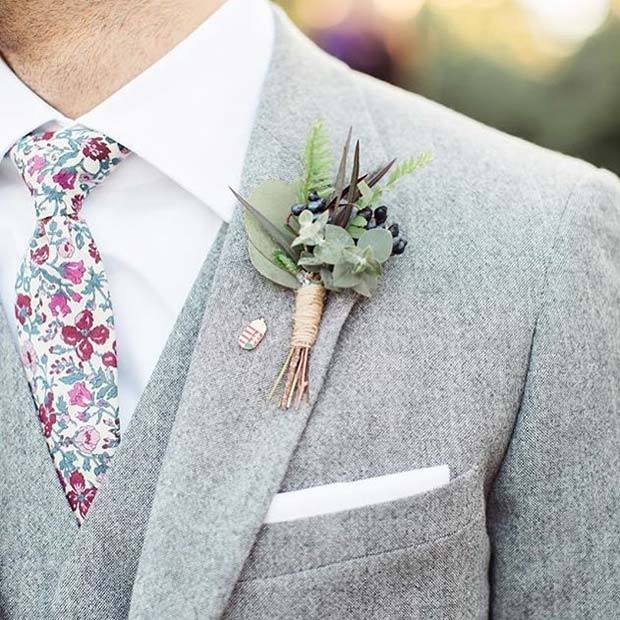 Spring Groom Outfit Idea