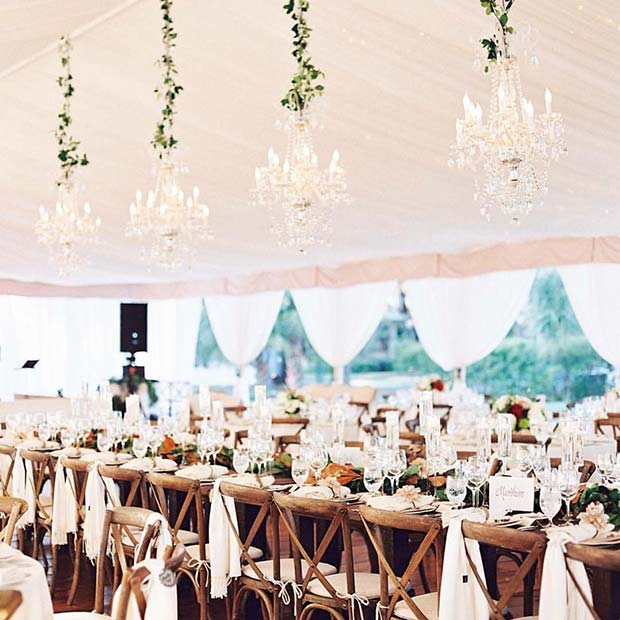 Unique Wedding Reception Ideas: 21 Unique Ideas For A Spring Wedding In 2018