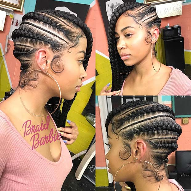 Trendy Multi Braids