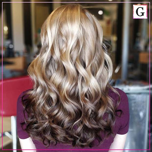 23 Reverse Balayage Hair Color Ideas Stayglam
