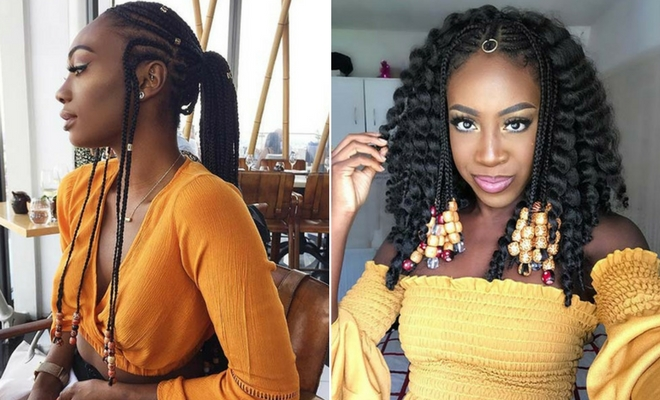 45 Hot Fulani Braids To Copy This Summer Stayglam