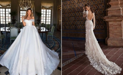 Breathtaking Wedding Dresses