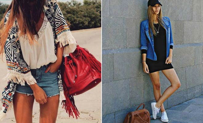 21 Casual Outfit Ideas For Spring And Summer