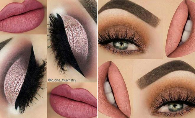 21 Cool And Trendy Makeup Ideas For Spring