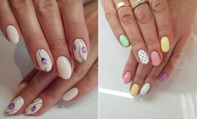 Spring Nails to Copy in 2018