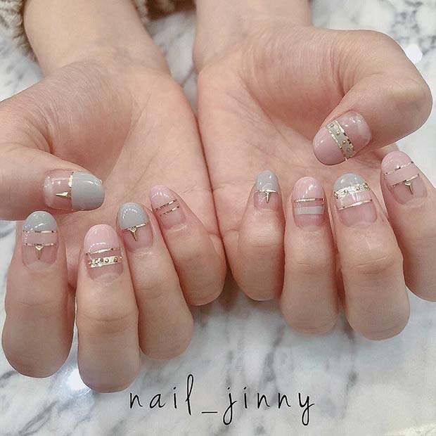 Cool Nail Design for Spring