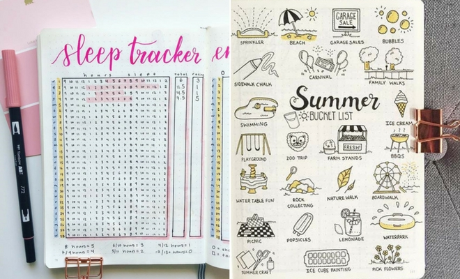 23 bullet journal spread ideas you u0026 39 ll want to copy