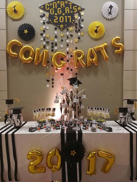 21 awesome graduation party decorations and ideas crazyforus