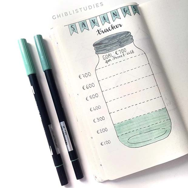23 Bullet Journal Spread Ideas You Ll Want To Copy Page 2 Of 2 Stayglam