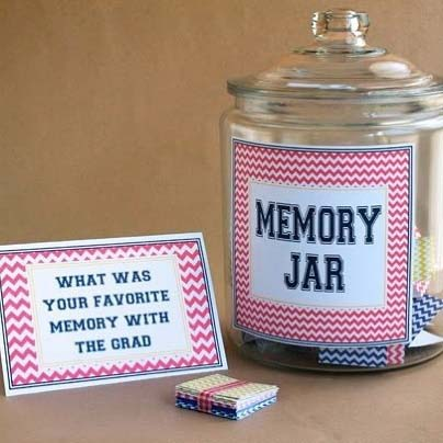 Your Favorite Memory With the Grad Jar