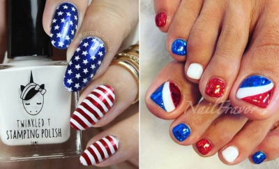 21 Best 4th of July Nails to Celebrate in Style