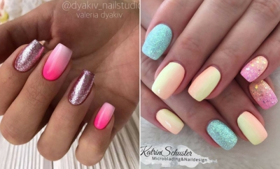 65 cute  stylish summer nails for 2020  stayglam